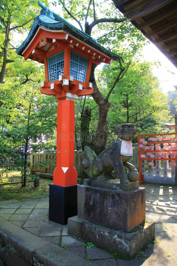 Download Japanese Lanterns Royalty Free Stock Images - Image: 5520729