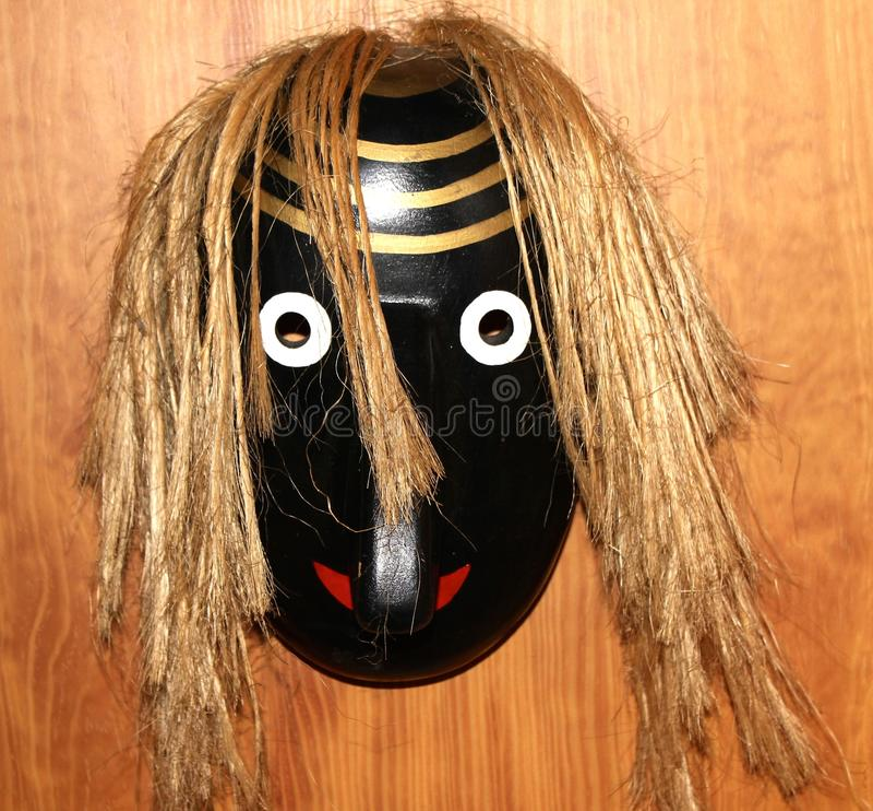 Japanese Mask royalty free stock photos