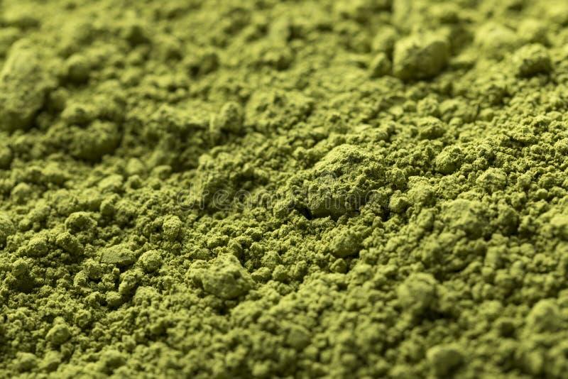 Japanese Matcha tea full frame. Japanese green Matcha tea full frame close up stock photography