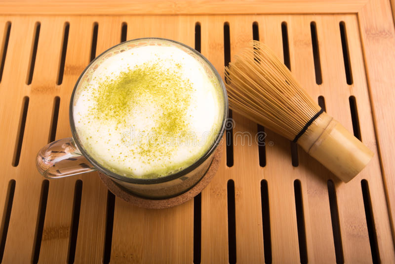 Japanese Matcha Tea royalty free stock images