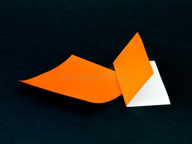 Download Japanese Origami Toys Folding Instructions How To Play Stock Photo