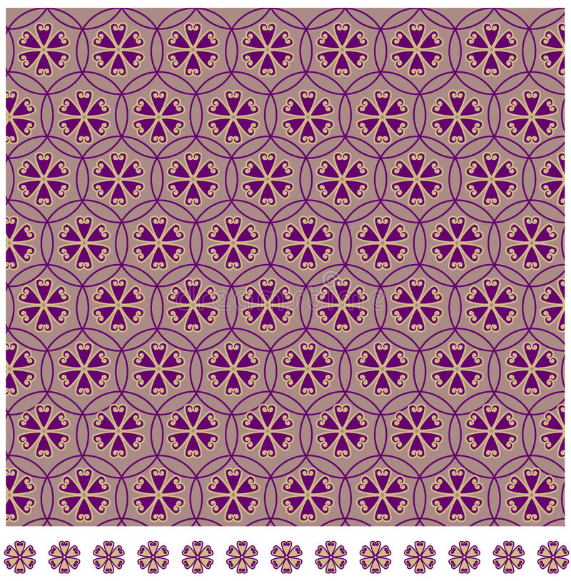 Japanese Pattern Royalty Free Stock Images