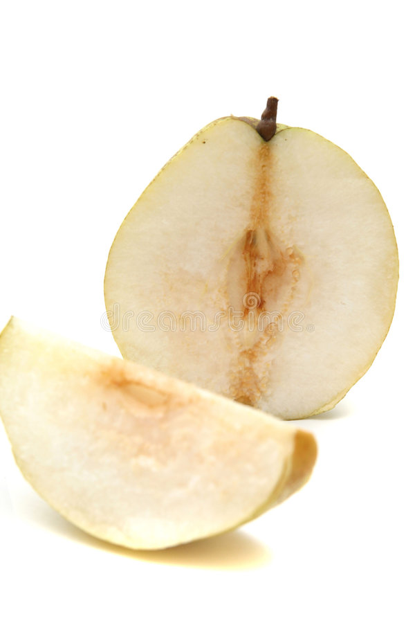 Japanese Pear royalty free stock images