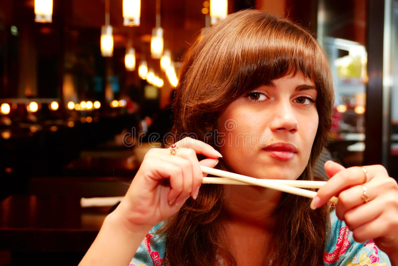 Download Japanese restaurant stock image. Image of food, lifestyle - 10932223