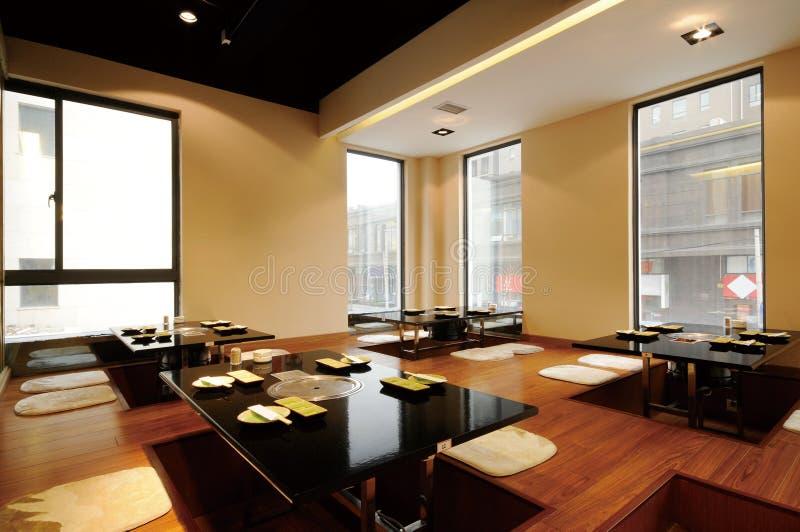 Japanese Restaurant royalty free stock image