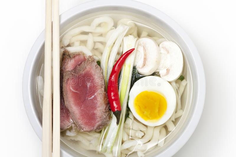 Japanese soup stock photos