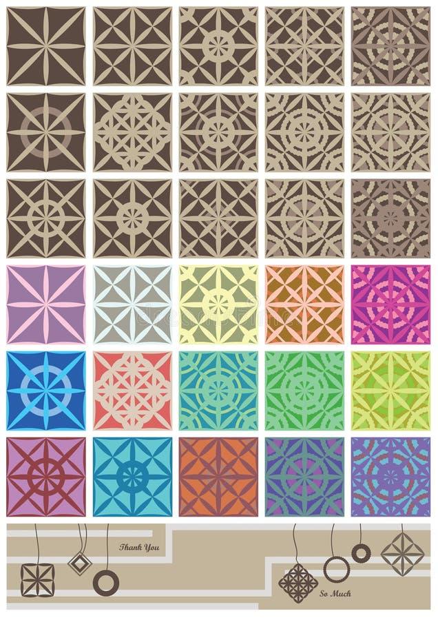 Free Japanese Style Pattern_eps Stock Photos - 20947143