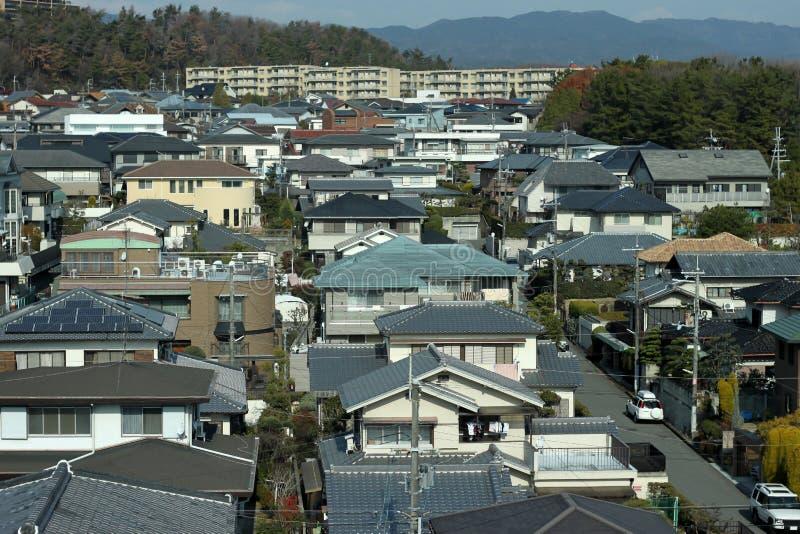 Download Japanese Suburbia Royalty Free Stock Photos - Image: 18507478