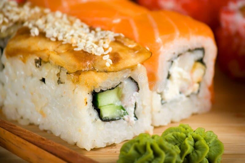 Download Japanese Sushi Traditional Japanese Food Stock Image - Image: 24996939