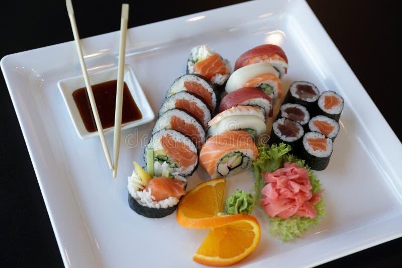 Japanese Sushi stock photography