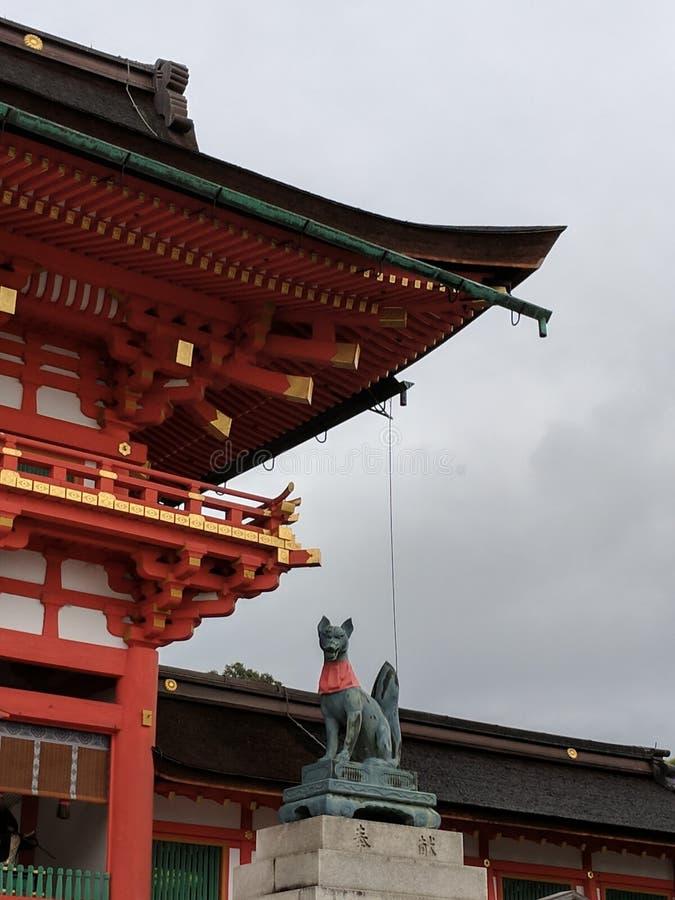japanese temple 库存照片