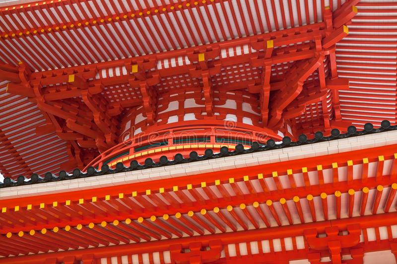 Download Japanese temple stock image. Image of natural, temple - 19637567