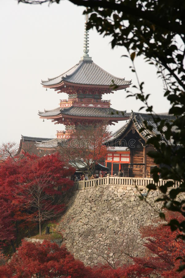 Download Japanese Temple #4 Stock Image - Image: 25687561