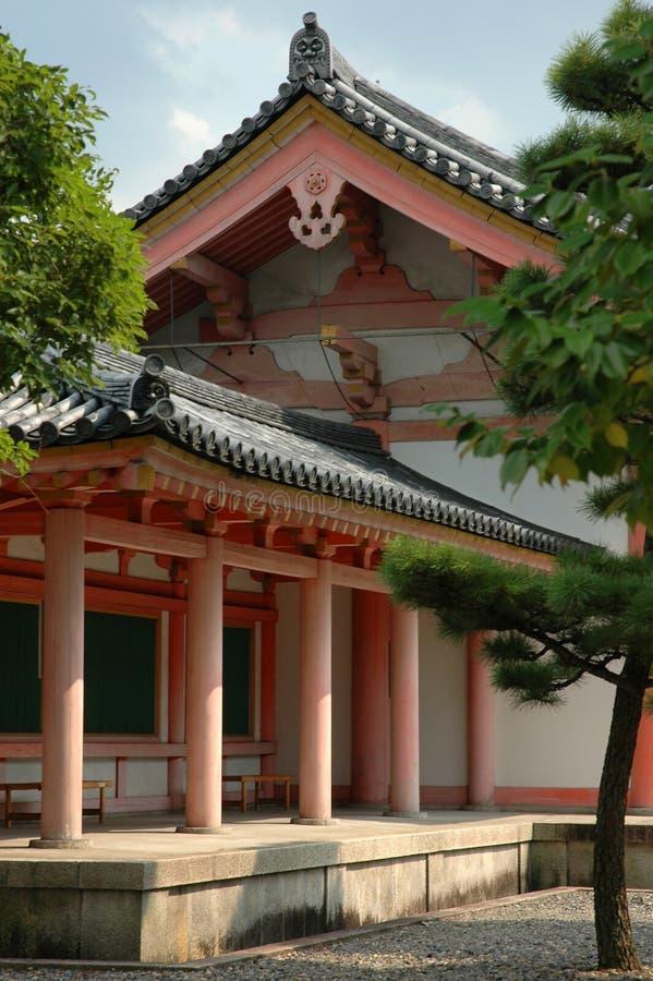 Japanese Temple Стоковое Фото