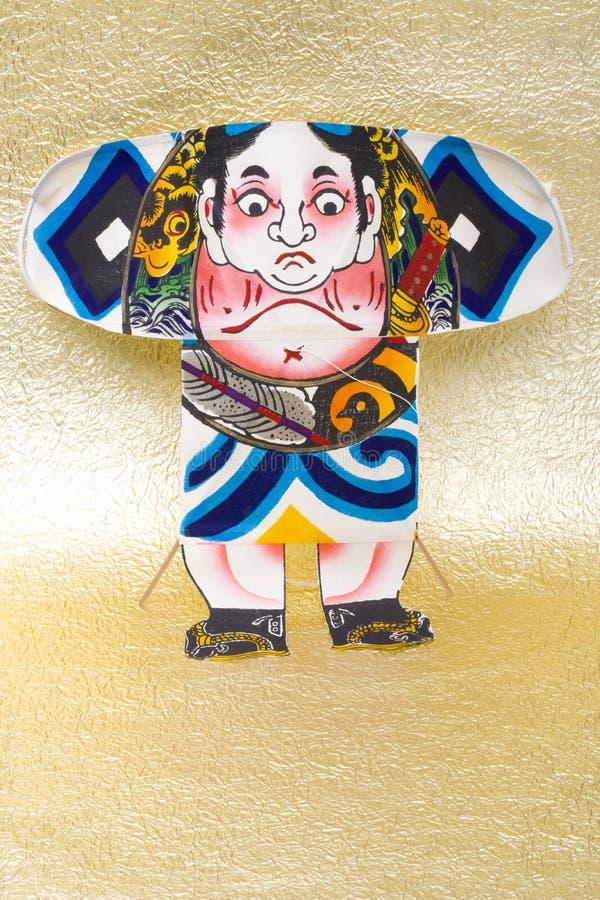Free Japanese Traditional Kite Royalty Free Stock Photos - 10129368