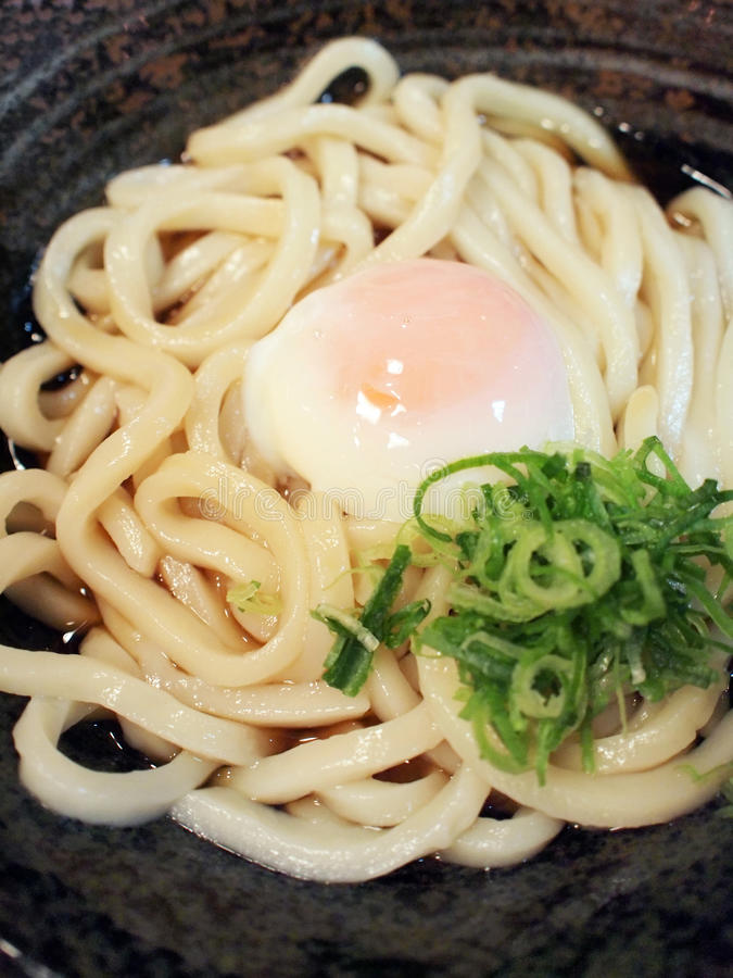 Japanese udon stock photography