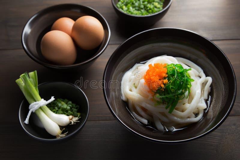 Japanese udon stock photography