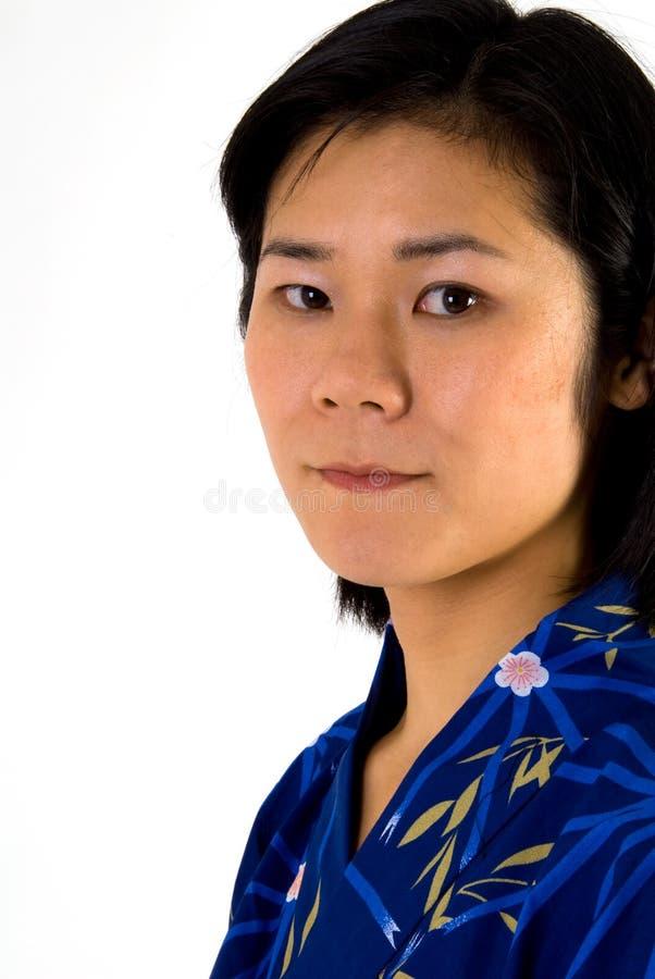 Download Japanese Woman In Kimono Stock Photos - Image: 5238463