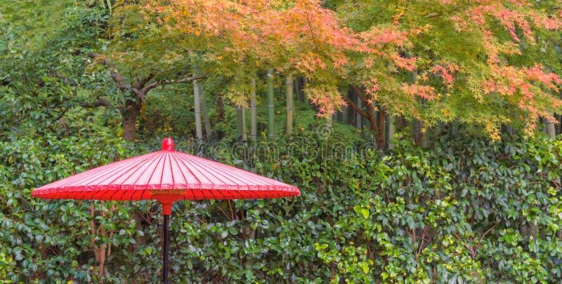 Japanese zen garden for relaxation stock images