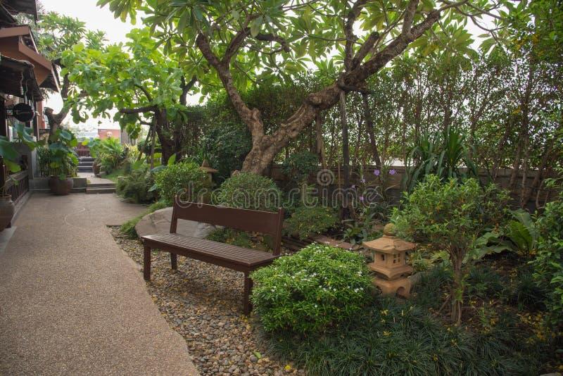 Japaness Garten stockbild