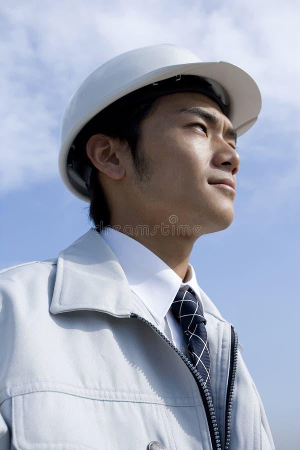 Japanische Arbeitskraft lizenzfreie stockfotos