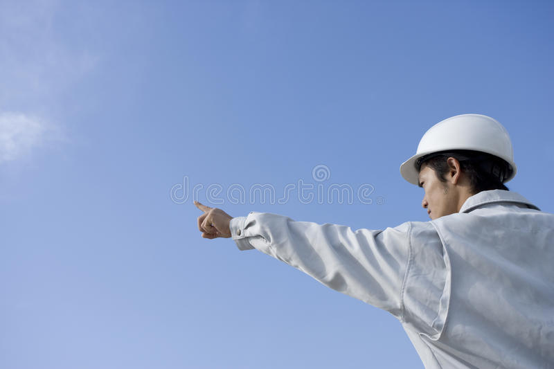 Japanische Arbeitskraft lizenzfreie stockbilder