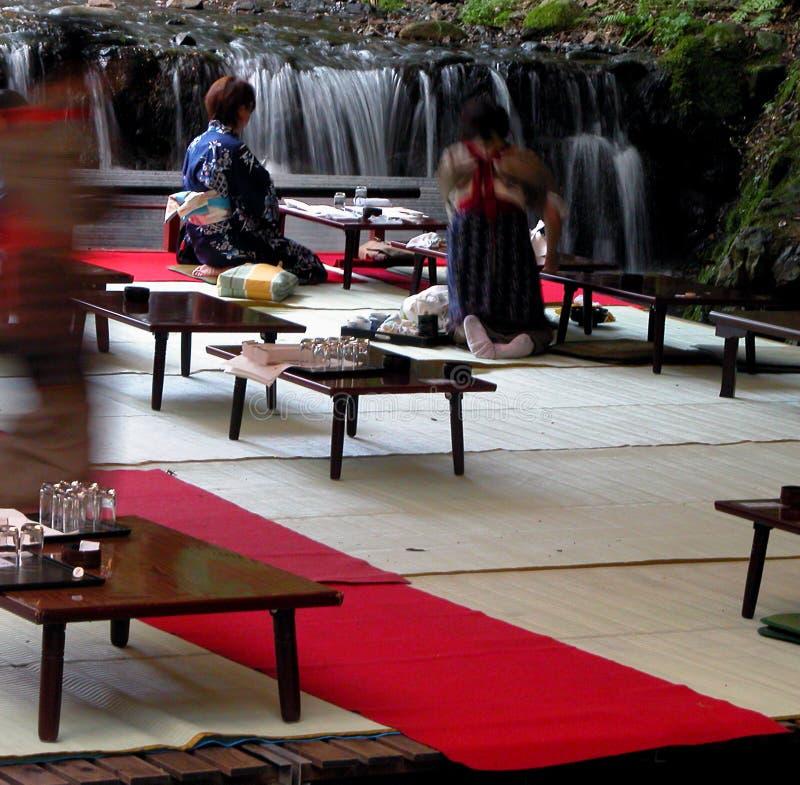 Download Japanische Gaststätte stock abbildung. Illustration von foto - 29845