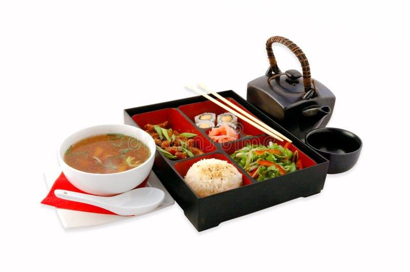 Japanische Gaststätte stockbild