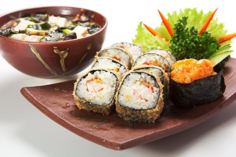 Japanische Küche stockfotografie