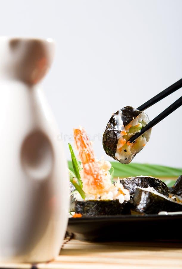 Japanische Küche lizenzfreies stockbild