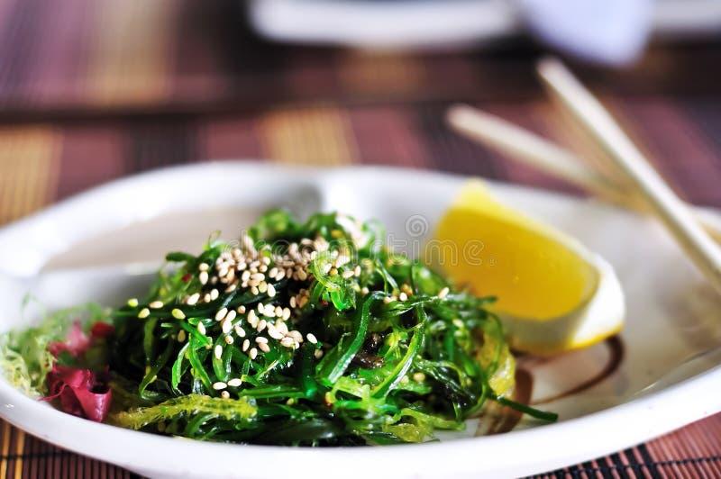 Japanische Küche - chuka stockfotos