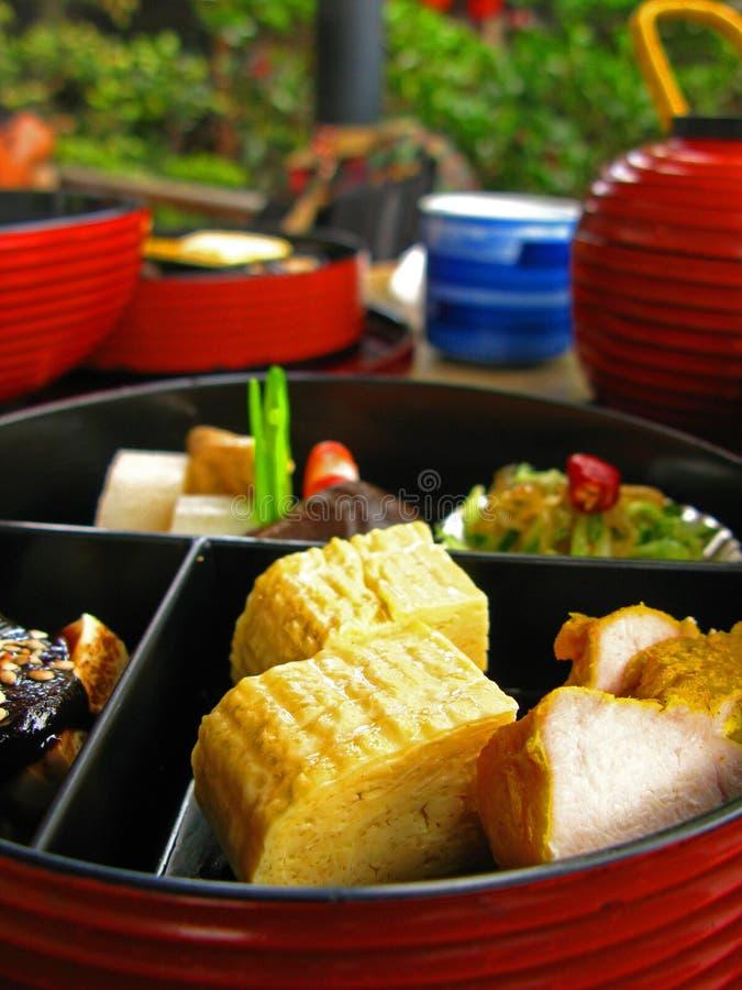 Japanische Kaiseki Küche stockfoto