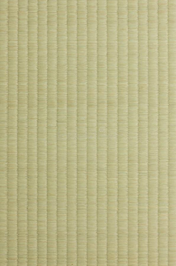 Japanische Matte stockfotografie