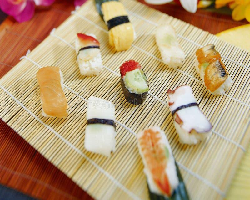 Japanische Nahrung stockbild