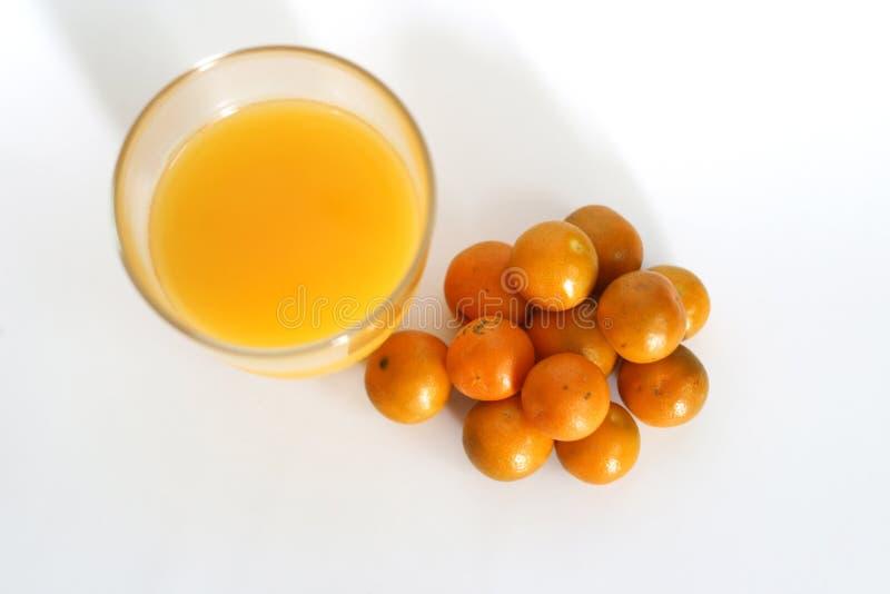 Japanische Orange, Mandarine, orange stockbild