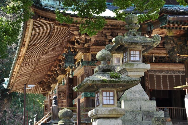 Japanische architektur stockbild bild von flur fu boden for Traditionelle japanische architektur