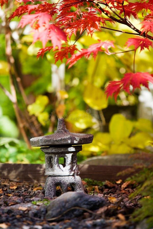 Japanischer Garten stockfoto