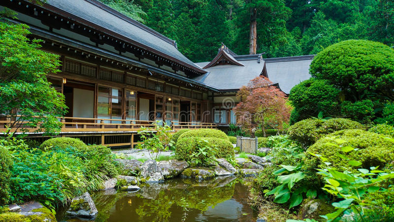 Japanischer Garten II stockbild
