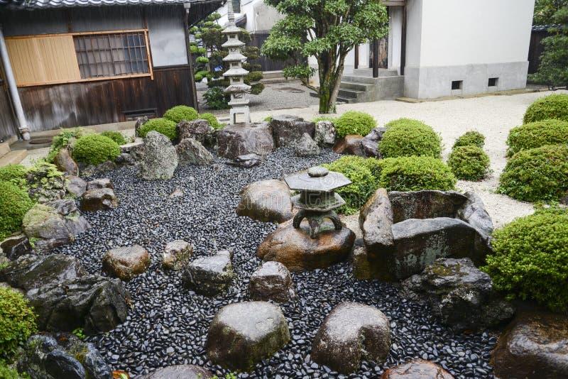 Japanischer garten in kyoto japan stockbild bild von - Moosgarten kyoto ...