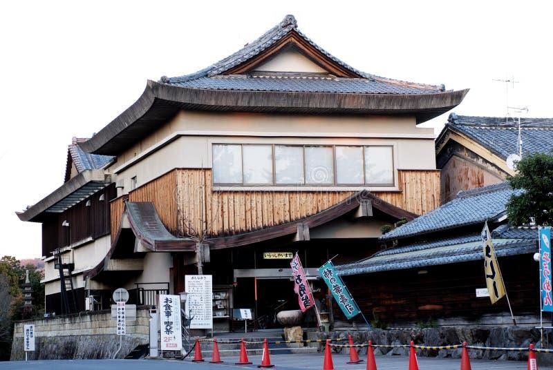 Download Japanisches Haus stockbild. Bild von auslegung, kiefer - 9091705