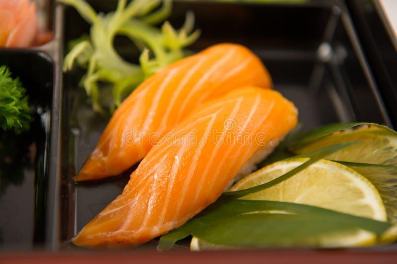 Japanise food sushi royalty free stock image