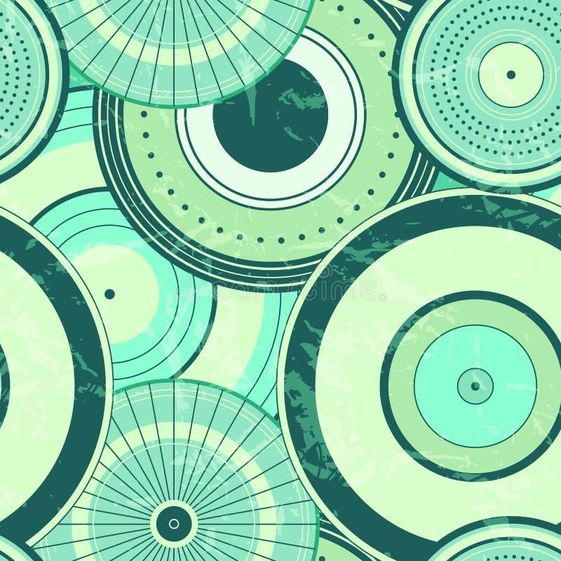 Download Japans De Puntenpatroon Van De De Herfst Naadloos Cirkel Vector Illustratie - Illustratie bestaande uit oosters, patroon: 39105041