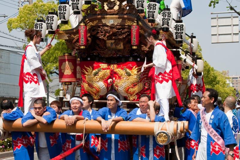 Japans festival royalty-vrije stock afbeelding