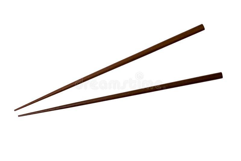 Japans houten Eetstokje stock afbeelding