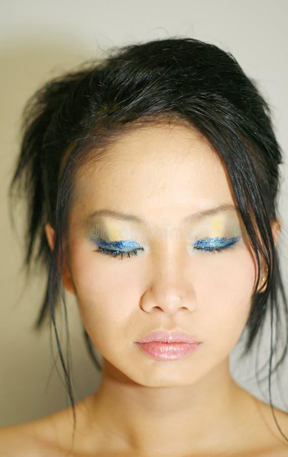 Japans Meisje royalty-vrije stock fotografie