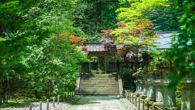 Japans-stijlbogen royalty-vrije stock foto's