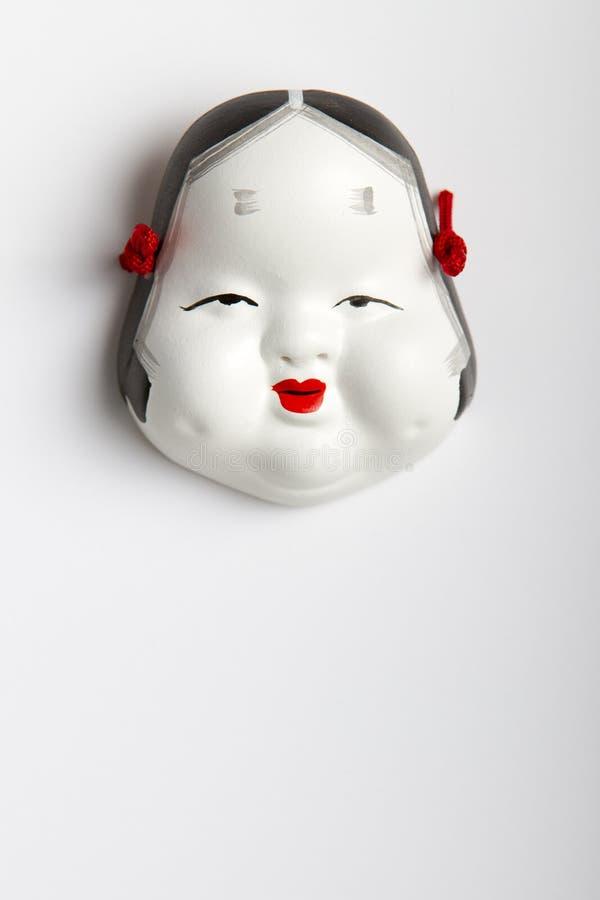 Japans Traditioneel Masker stock fotografie