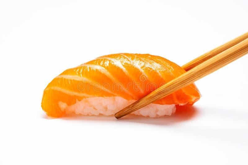 Japans voedselconcept Sushizalm stock fotografie