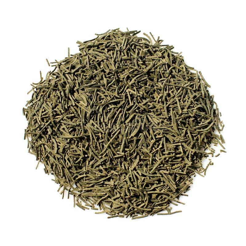 Japanse groene thee Kokeicha royalty-vrije stock afbeelding