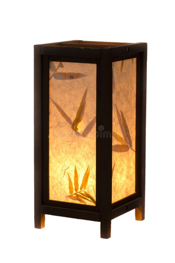 Japanse lamp stock foto afbeelding bestaande uit chinees for Lampen japan